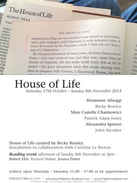Becky Beasley - House of Life