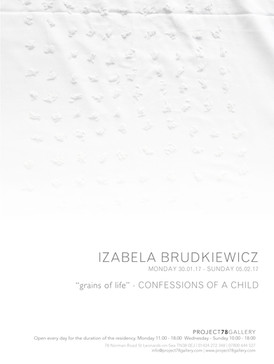 'Grains of Life' - Confessions of a Child