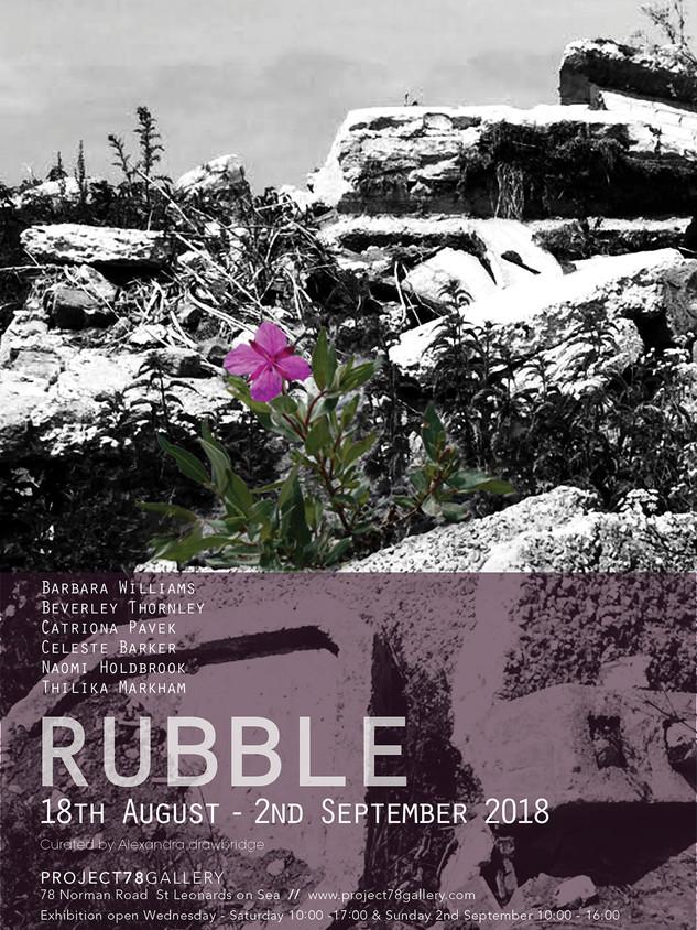 Rubble - Group Show