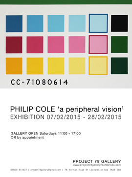 Philip Cole - A Peripheral Vision