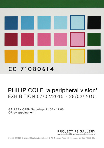Philip Cole - A Peripheral Vision