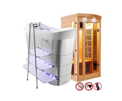 Combo Detox (sauna + aquabiking)
