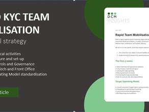 Rapid Team Mobilisation