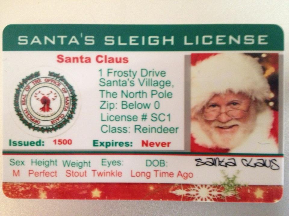Santa Sleigh License.jpg