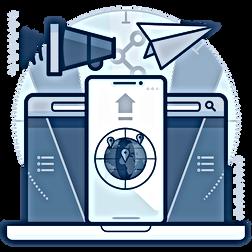 Icon x Social Media - Home