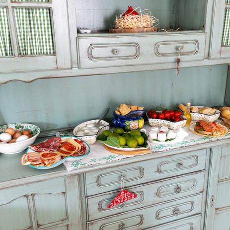 Il salato a colazione