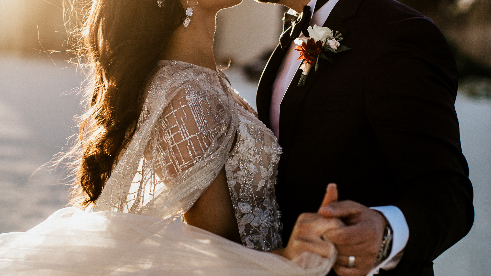 Bridal Hair Soft Waves Fairmont Mayakoba