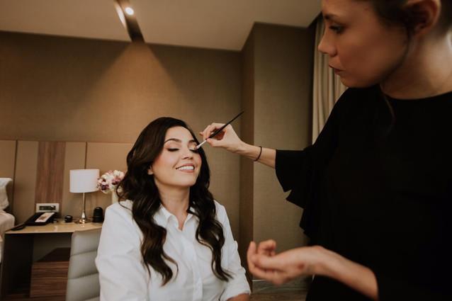 Bridal Hair and Makeup By Sandy Mendez