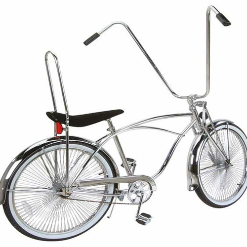 Lowrider: Choppers, Cruisers, and More