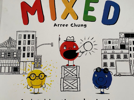 Story with Miss Peckham- Mixed by Arree Chung