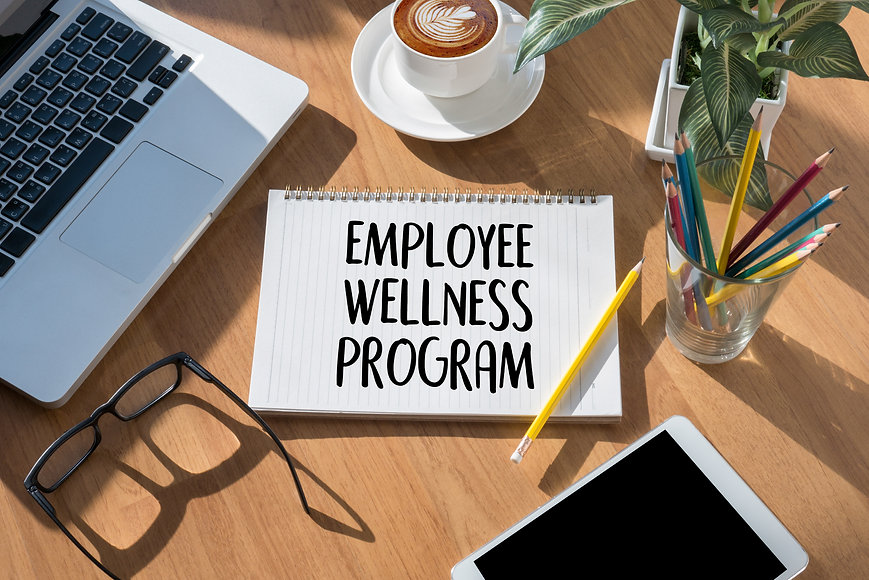 employee wellness program, corporate, health coaching healthy life body relax happy