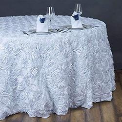 Rosette Table Linen