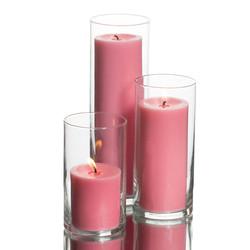Glass Cylinder Vase