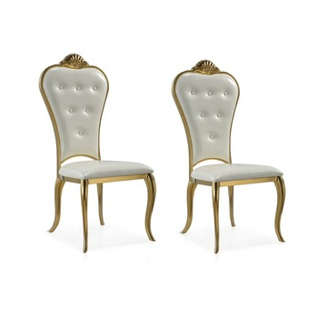 Aurora Crown Throne Chairs