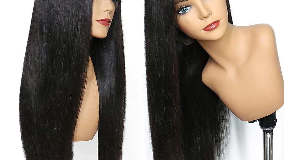 Silky Straight Full HD Lace Wig