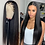 Thumbnail: Silky Straight Full HD Lace Wig