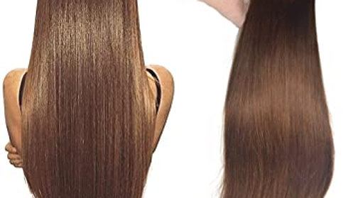 Silky Straight Human Hair Weft Extensions #2
