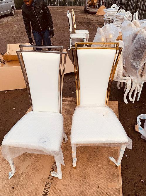 Arabella Framed Throne Chairs