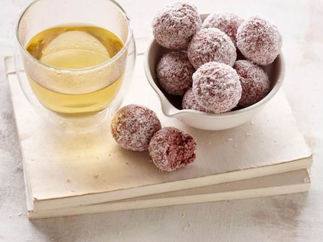 Recipe - Strawberry Balls