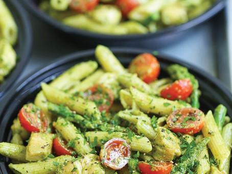 Recipe - Chicken Pesto Pasta