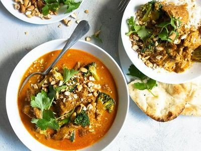 Recipe - Easy chicken curry for the whole family
