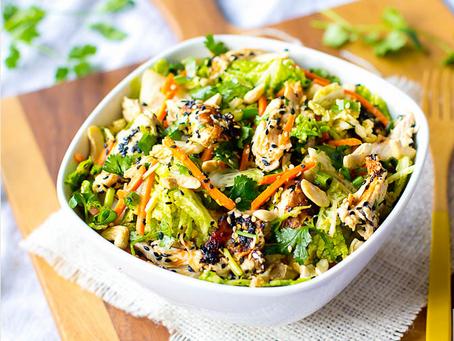 Recipe - Thai Chicken Salad