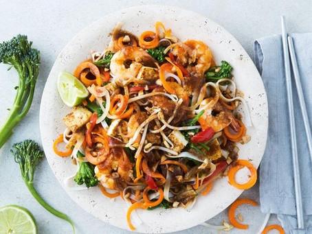 Recipe - Healthy Pad Thai