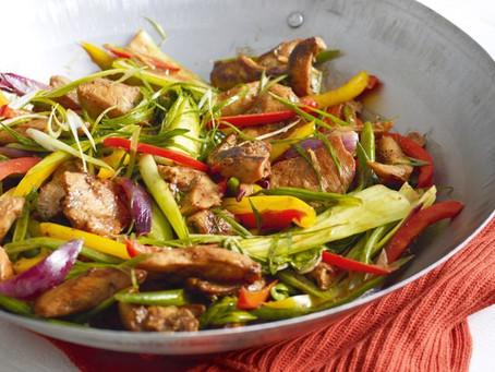Recipe - Hoisin Chicken Stirfry