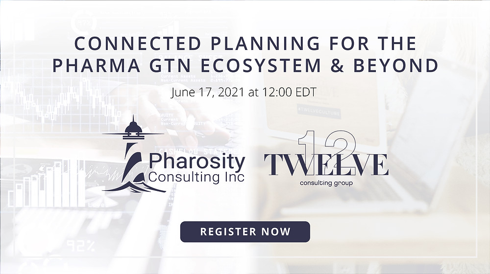 Pharosity Consulting and Twelve Consulting Group Webinar Registration