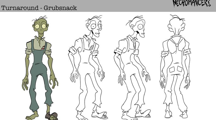 Turnaround - Grubsnack