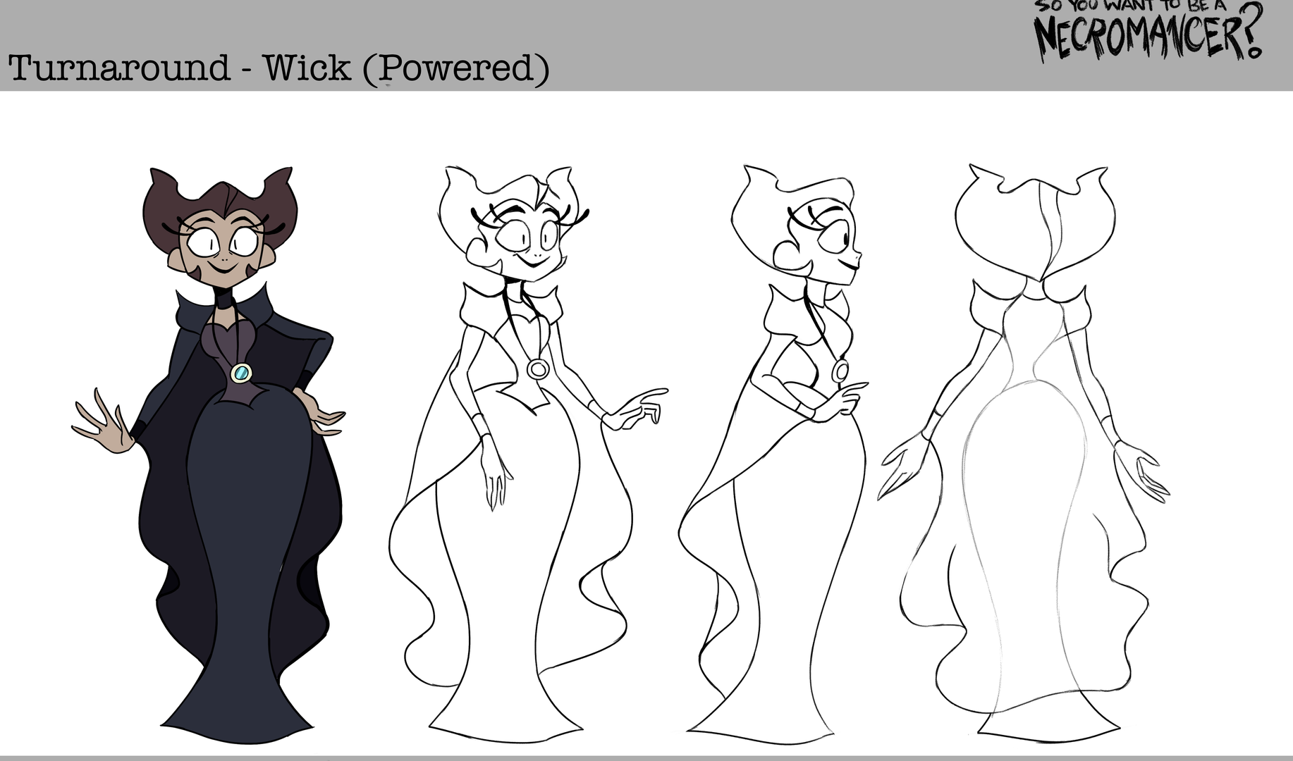 Turnaround - Wick (Powered)