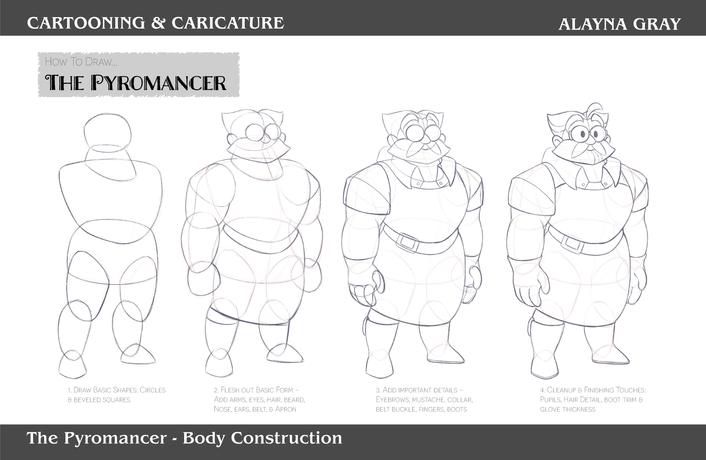 Cartooning & Caricature-ThePyromancer-02