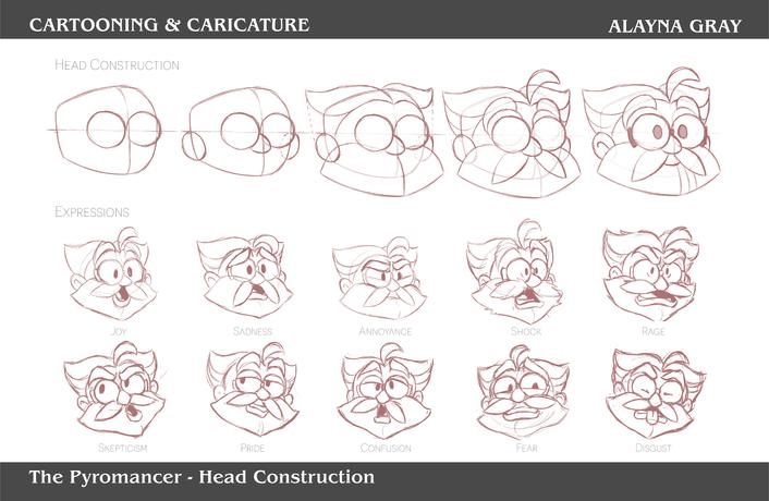 Cartooning & Caricature-ThePyromancer-03