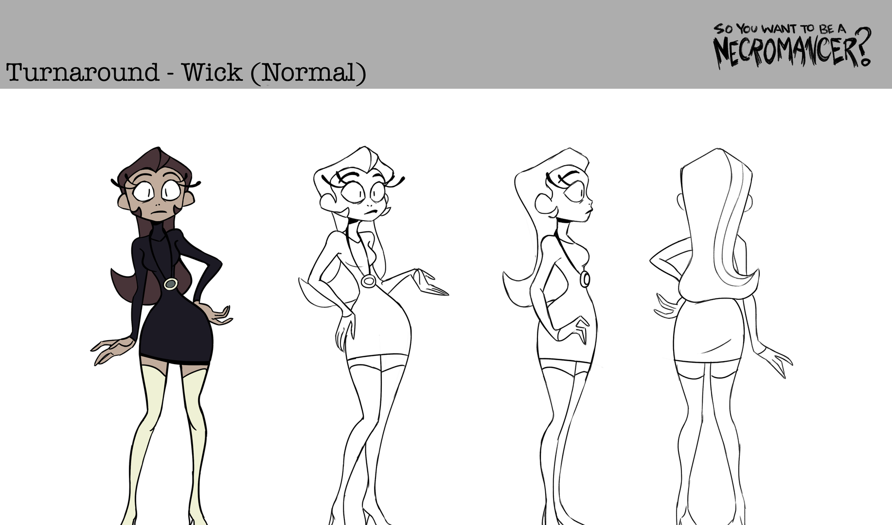 Turnaround - Wick (Normal)