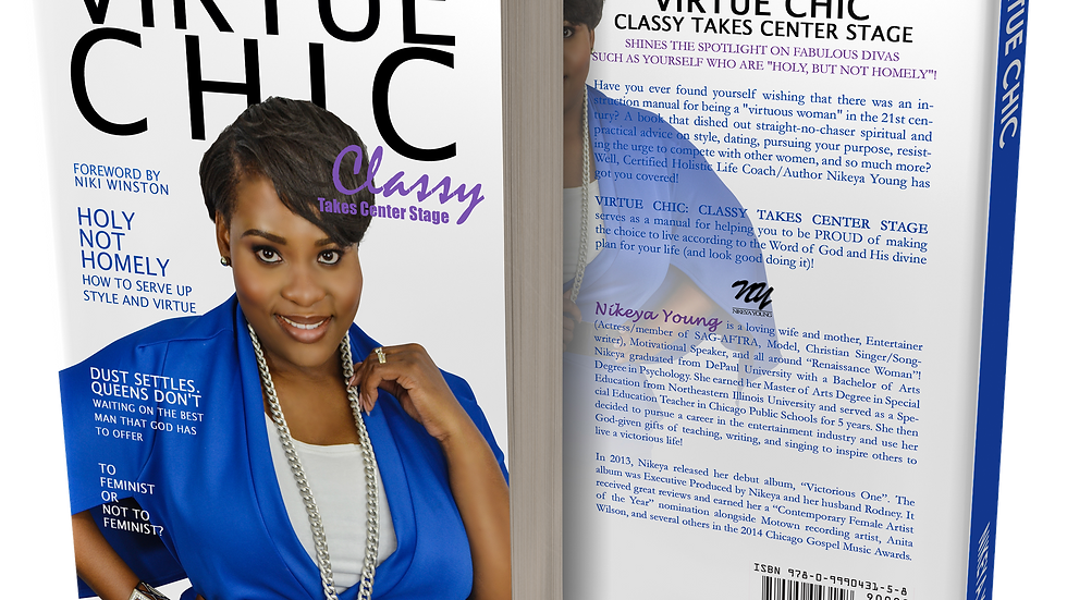 Virtue Chic: Classy Takes Center Stage
