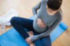 Pregnancy yoga in medway, rochester, chatham, gillingham, Strood