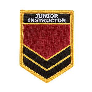 Junior Instructor Shoulder Patch