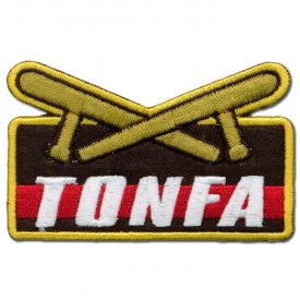 Tonfa Achievement Patch