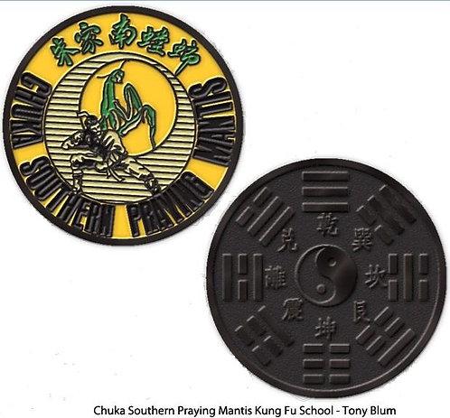 Chuka Challenge Coin