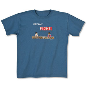 Ready? Fight T-Shirt