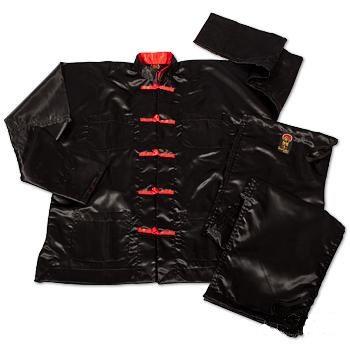 ProForce® Gladiator Satin Poly Kung Fu Uniform