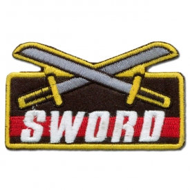 Sword Achievement Patch