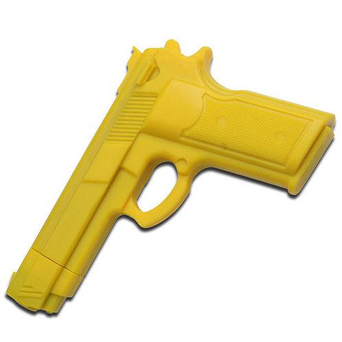 Rubber Training Gun (Yellow)