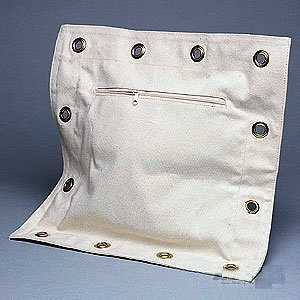 Square Canvas Striking Bag
