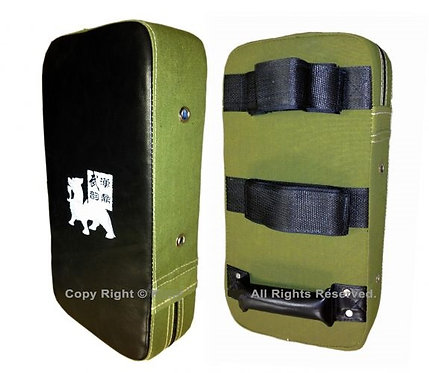 Thai Kick Boxing Strike Pad Military Green/Black
