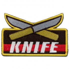 Knife Technique Achievement Patch