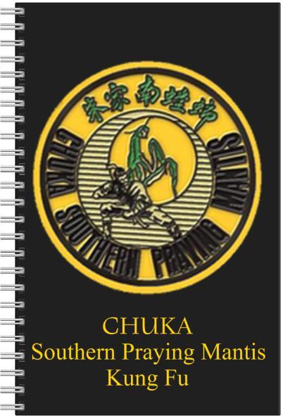 Chuka Cover Notebook