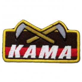 Kama Achievement Patch