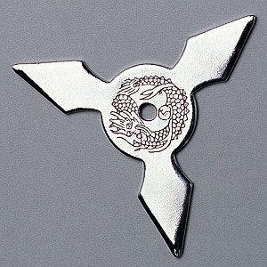 Pyramid Star (Chrome)