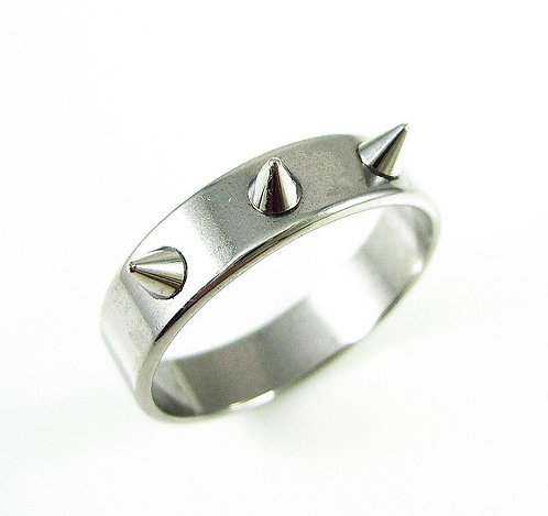 Spiked Self Defense Ring
